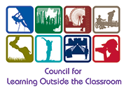 Council for learning outside the classroom logo