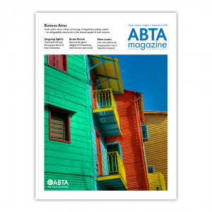ABTA Magazine – September 2018