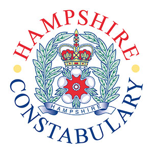 Hampshire police corporate logo