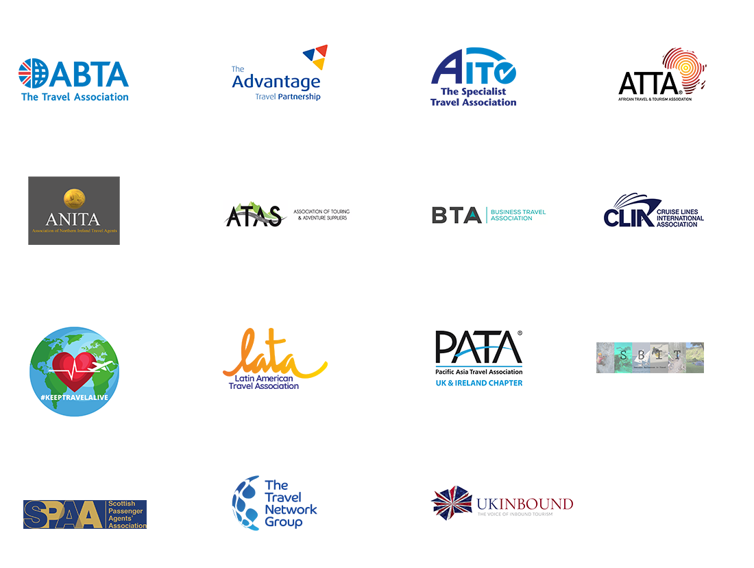 Save Future Travel coalition partners