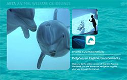 Dolphins in Captive Environments cover