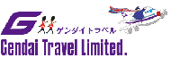 Gendai Travel logo