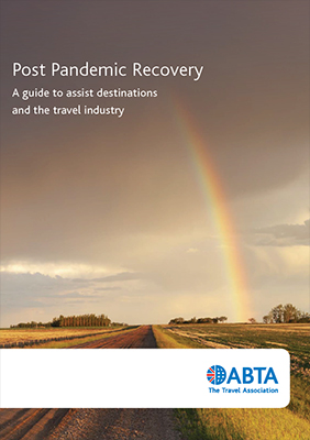 Post Pandemic Recovery: A guide to assist destinations and the travel industry