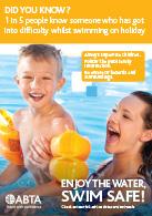 Swim Safe poster