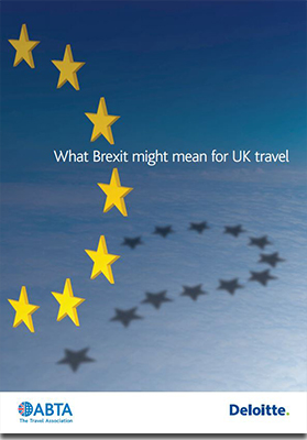 What Brexit might mean for UK travel report cover